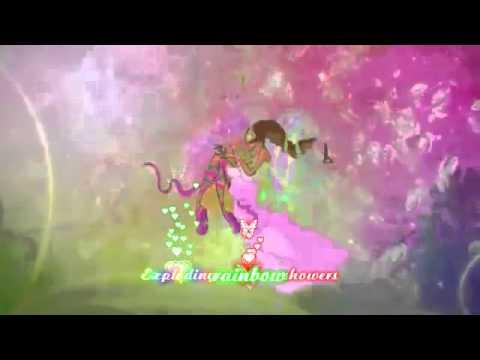 (Karaoke Effect) Biến hình Harmonix, Winx Club.