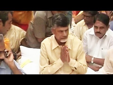 Telangana crisis: the Sonia Gandhi factor in the words of Jagan Mohan Reddy, Chandrababu Naidu