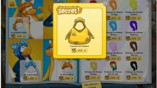 Club Penguin Catalogue Du Mois D'avril 2014 Et Ses Secret