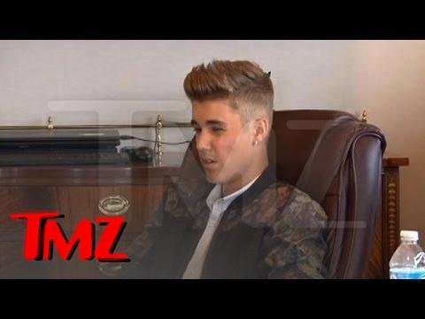 Justin Bieber Deposition- Justin Disses Usher