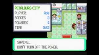 How To Get The Mystery Gift In Pokemon Emerald