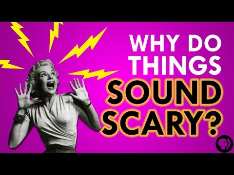 Why Do Things Sound Scary? | It's Okay to be Smart | PBS Digital Studios
