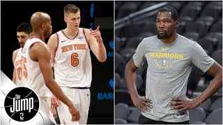 Should Kevin Durant go to the Knicks? | The Jump