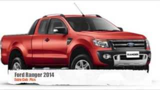All New 2014 Ford Ranger 2015 Wildtrak 4WD Pickup Truck