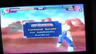 Dragon Ball Z: Budokai Tenkaichi 3-Playstation 2-Parte 16