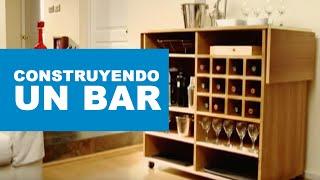 Aprende a construir un bar