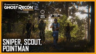 Ghost Recon Wildlands - Ghost War Classes Trailer