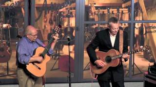 John Knowles and Tommy Emmanuel - White Christmas