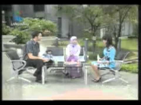 Klinik Totok Perut dan Rumah Aura Mega Power di TPI 2