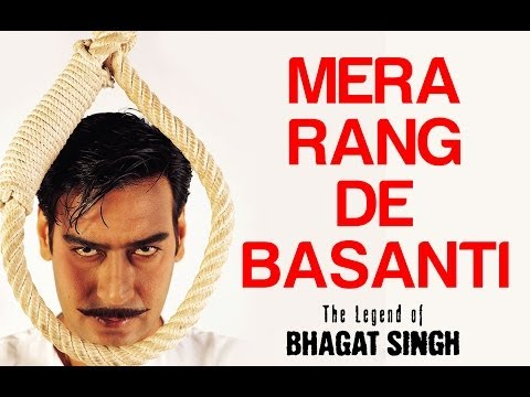 Mera Rang De Basanti Chola - The Legend Of Bhagat Singh | HQ