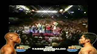 Floyd Mayweather VS Manny Pacquiao (Mar 13,2010)Fight Of