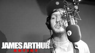 Fire In The Booth – James Arthur
