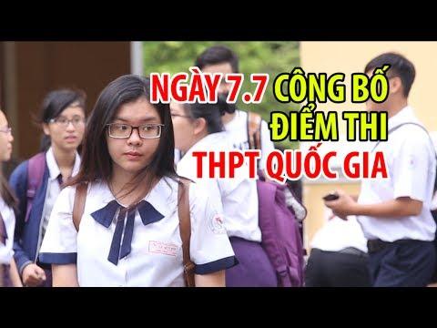 CHẾ ĐỘ XEM LỚN Thi THPT quốc gia: Đề thi dễ, ngày 7.7 sẽ công bố điểm thi