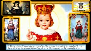 A POTENT NOVENA IN TIME OF DISTRESS TO THE DIVINE INFANT