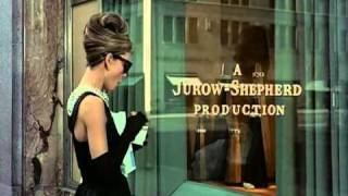 Breakfast at Tiffany's Opening Scene – HQ