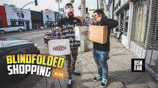 Blindfolded Hypebeast Shopping