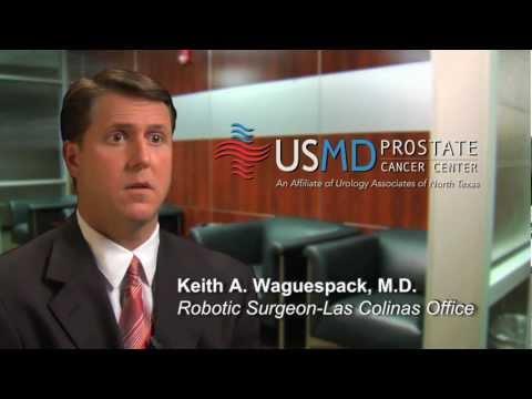 USMD Prostate Cancer Center 2012 Promo