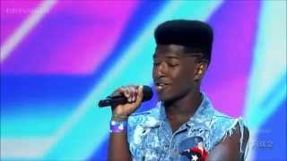The X Factor USA 2012 Willie Jones' Audition