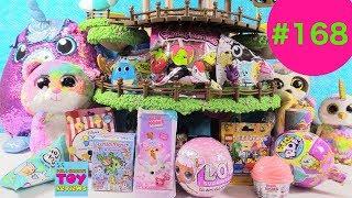 Blind Bag Treehouse #168 Unboxing LOL Surprise Disney Moj Moj   PSToyReviews