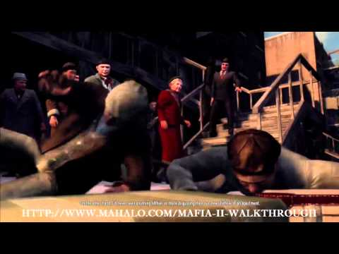Mafia II Walkthrough - Opening Introduction