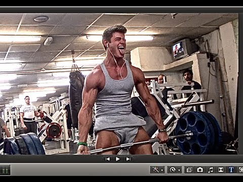 Deadlift Showdown - Ogus Vs. Jeff Seid (Vlog #123)