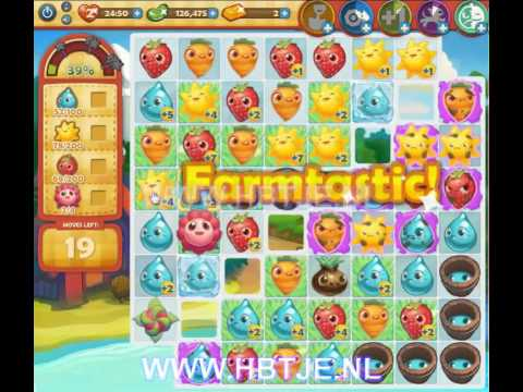 Farm Heroes Saga level 190