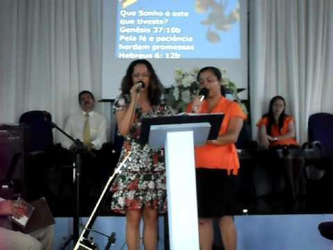 Rebeca & Raquel (Tempo de Deus - Gislaine e Milena)