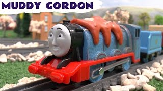 Thomas And Friends Toys R Us Trackmaster Muddy Gordon