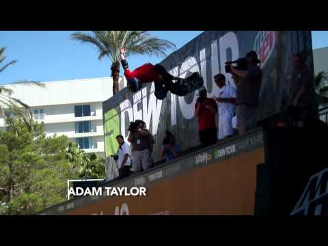 Skateboard Vert Final Highlights - Dew Tour Championships 20