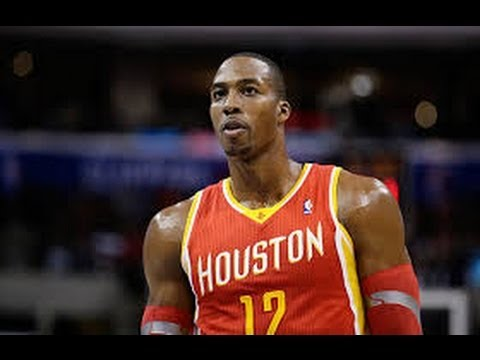 Dwight Howard Rockets 2013-14 Highlight Mix