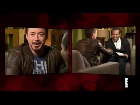Robert Downey Jr. - Extreme Close Up