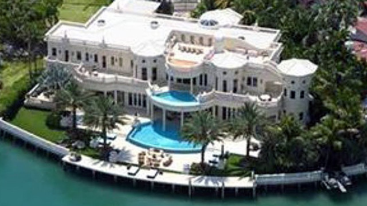 30 Million Miami Mansion Youtube