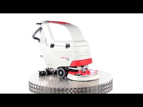 Scrubbing Machines Comac Antea