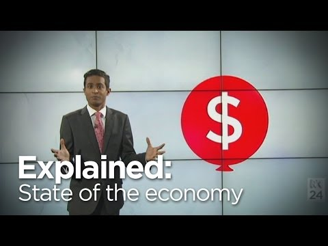 Explained: Australia's current economic position