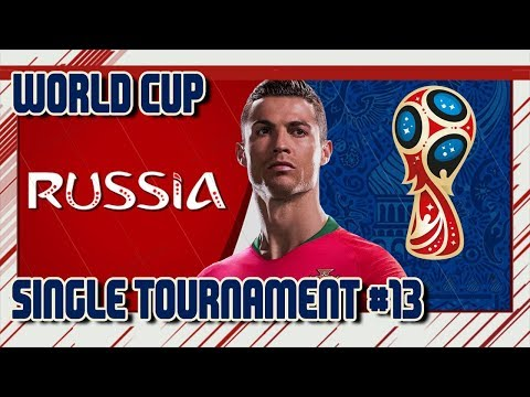 FIFA 18 - World Cup - Single Tournament #13 & Pack Opening