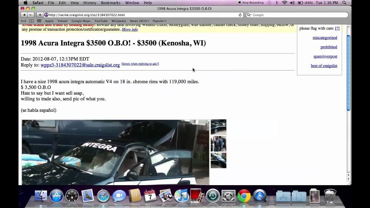 Craigslist Madison Cars By Owner >> Craigslist Kenosha Wisconsin Used Cars, Vans and Trucks ...