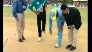 2000 ICC KNOCKOUT CHAMPIONS TROPHY REVIEW