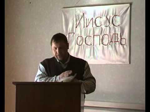 Когда тебя пугают мысли о будущем... Проповедует Алексей Радчук