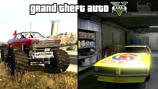 GTA 5 Cheval Marshall & Stock Car Races Gameplay (How To