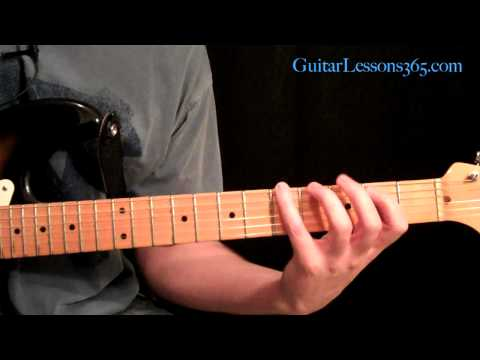 Modal Pentatonic Scales Guitar Lesson - Lydian Mode - GuitarLessons365