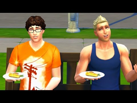 The Sims 4 - Making Friends With Squid [14]