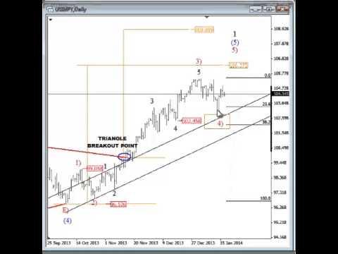USDJPY Elliott Wave Analysis: More Upside In View