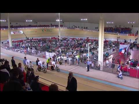 Track World Cup Round 2 Highlights - Aguascalientes, Mexico