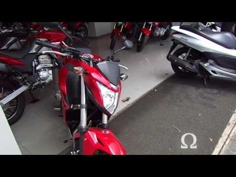 Apresentação Nova Honda CB 500 Nacked