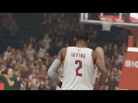 Lebron James Going For the Cleveland Killshot Game 6 ECSF - NBA 2K14 XB1 My Career