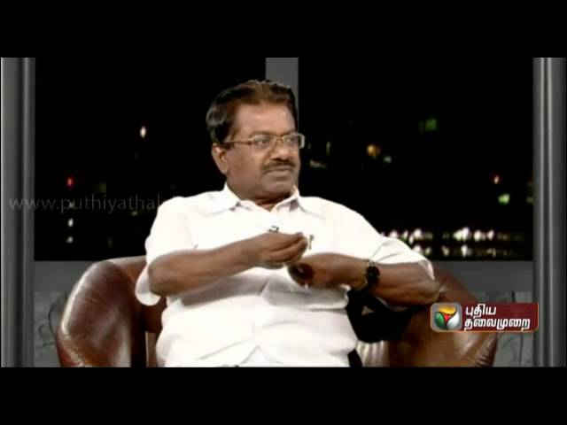 T. K. S. Elangovan Exclusive In Puthiya Thalaimurai - Agni Paritchai (30/03/2014) - Part 1