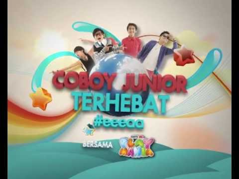 Coboy Junior TV Bumper - Terhebat Reality Show