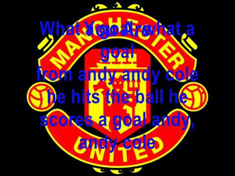 Song  champions Man United