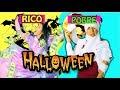 RICO VS POBRE Halloween EL MUSICAL