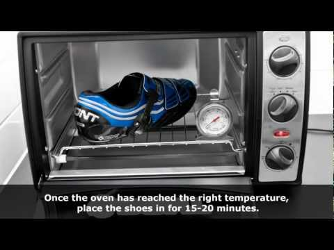 How to Heat Mold your Bont Cyling Shoes